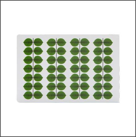 Skärbräda Berså grön