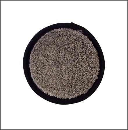 Pad Linnefrotté natur-svart 14 cm