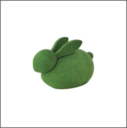 Hare - grön